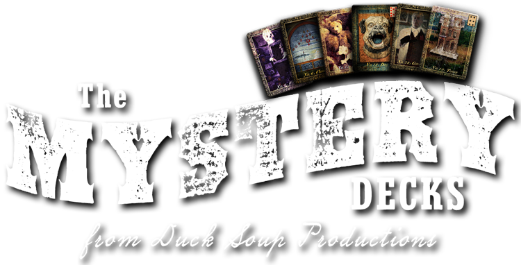 THE MYSTERY DECKS: Strangely Interesting Lenormand and Oracle Decks... from Duck Soup Productions