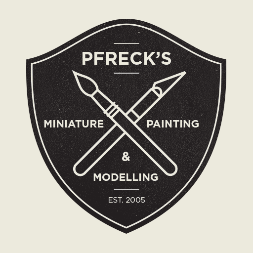 Pfreck's Miniature Painting & Modelling