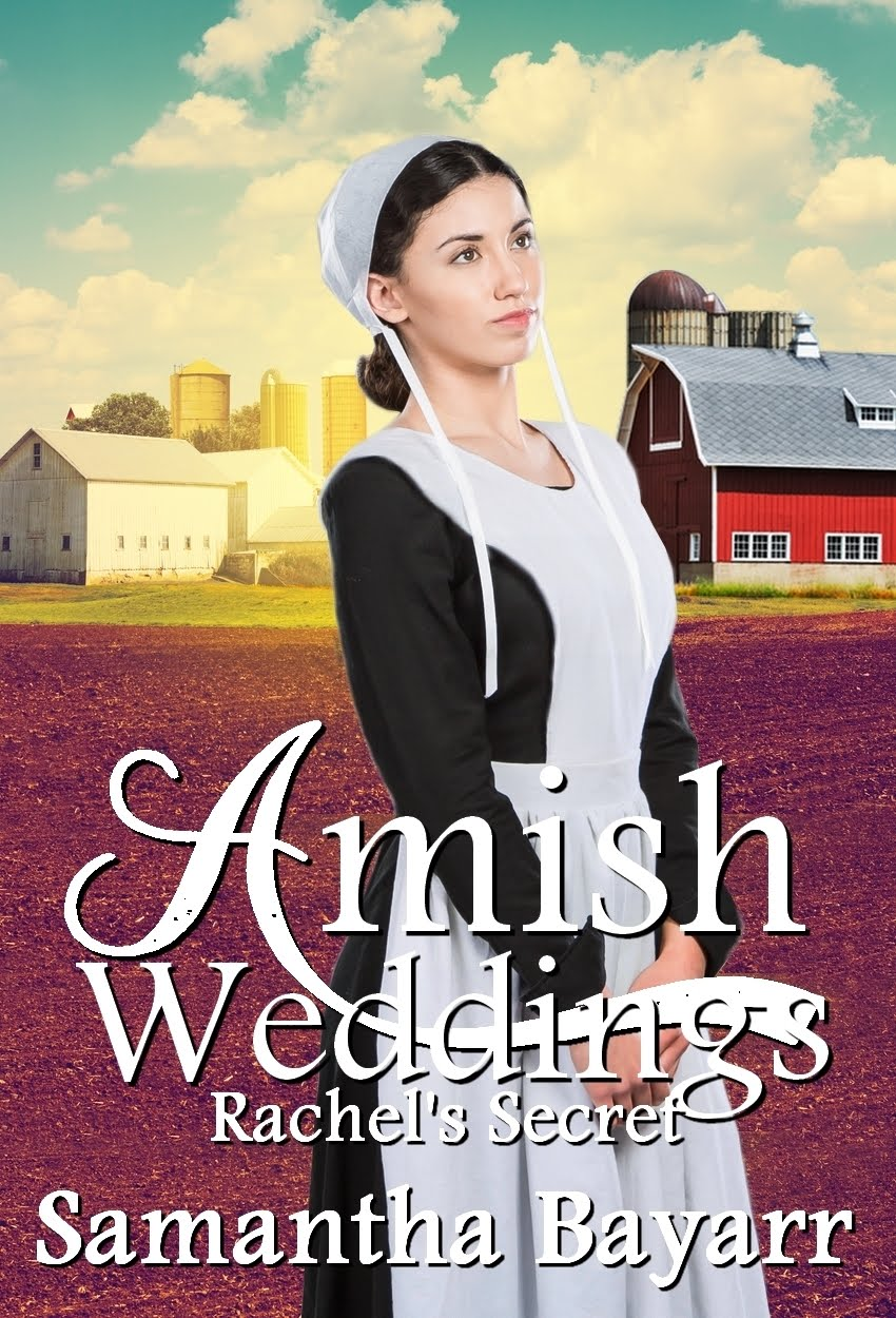 Amish Weddings Book 3