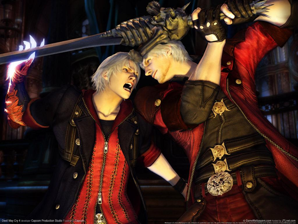 Devil May Cry HD & Widescreen Wallpaper 0.0629067597298889