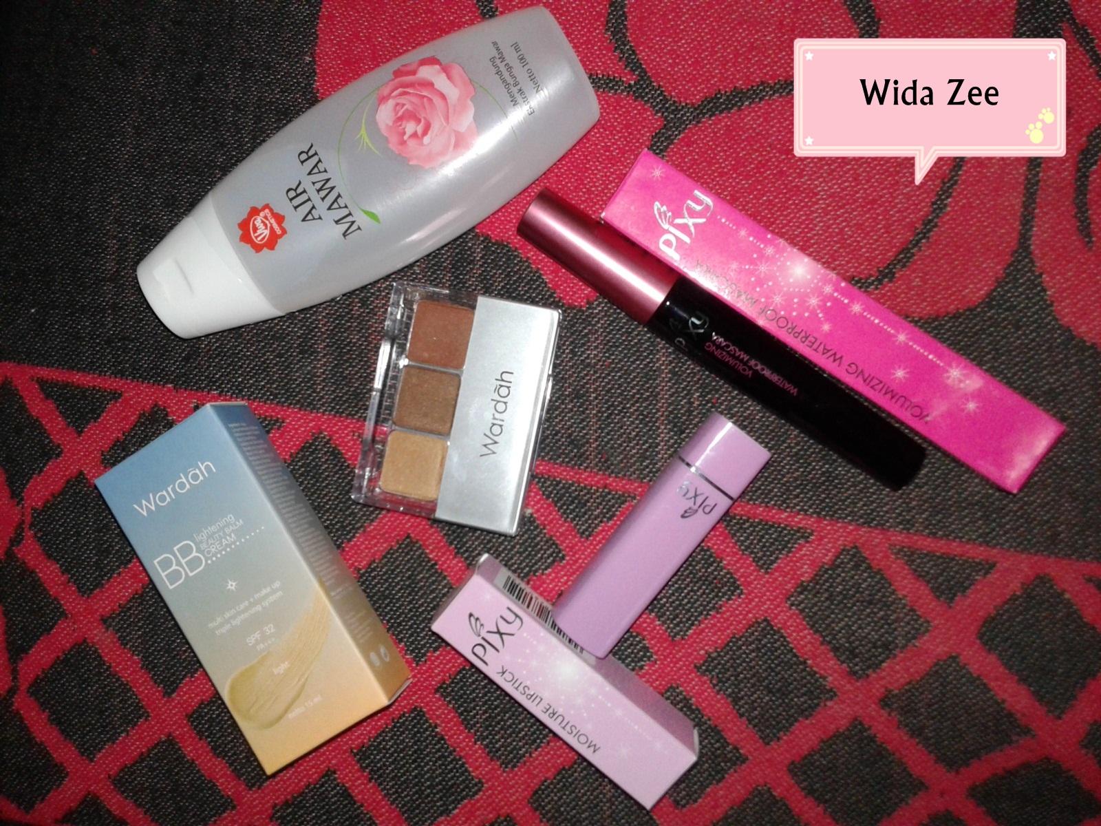 3 Produk Kosmetik Lokal dibawah Budget 150K