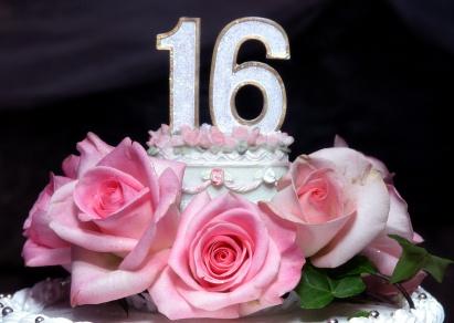 Поздравление с днем рождения девушке с 16 летием в прозе