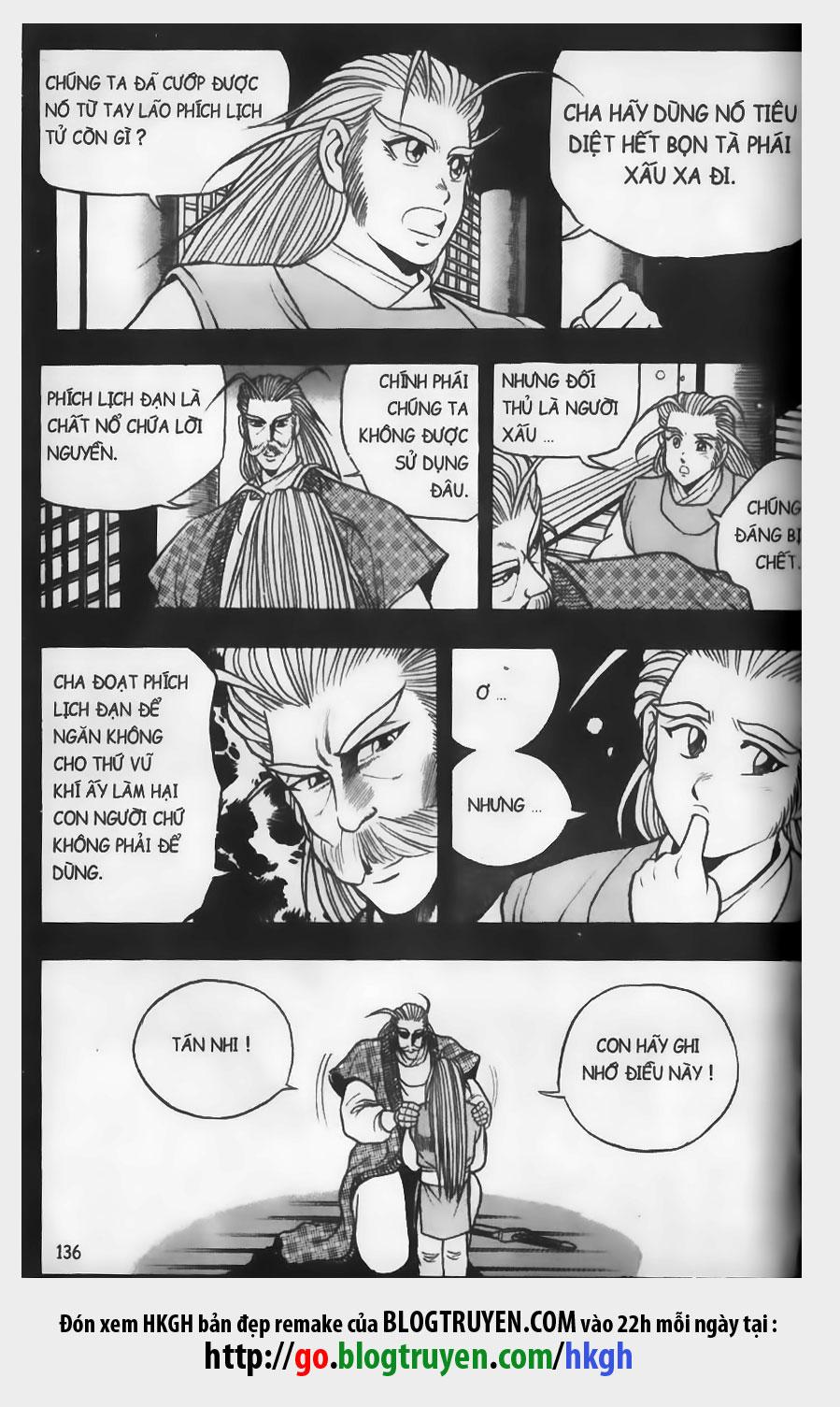 Hiệp Khách Giang Hồ chap 33 page 22 - IZTruyenTranh.com