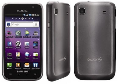 Samsung Galaxy S 4G Android Phone