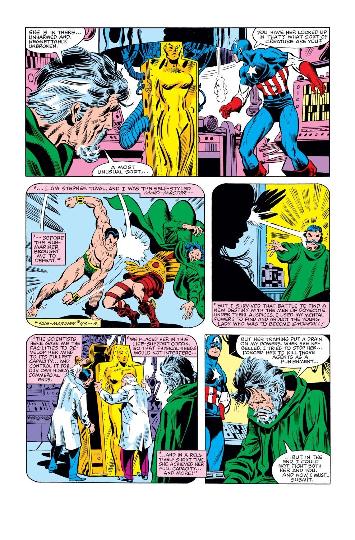 Captain America (1968) Issue #239 #154 - English 14