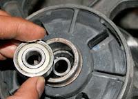 bearing roda