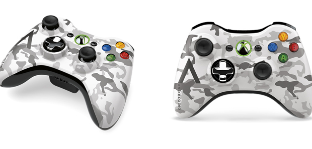 New Xbox 360 Controller Unveiled