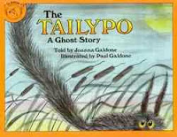 bookcover of The Tailypo  by Joanna and Paul Galdone