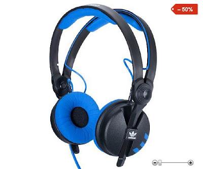 Bügel-Kopfhörer Sennheiser HD 25-1-II by Originals im Adidas-Shop für 129,85 Euro
