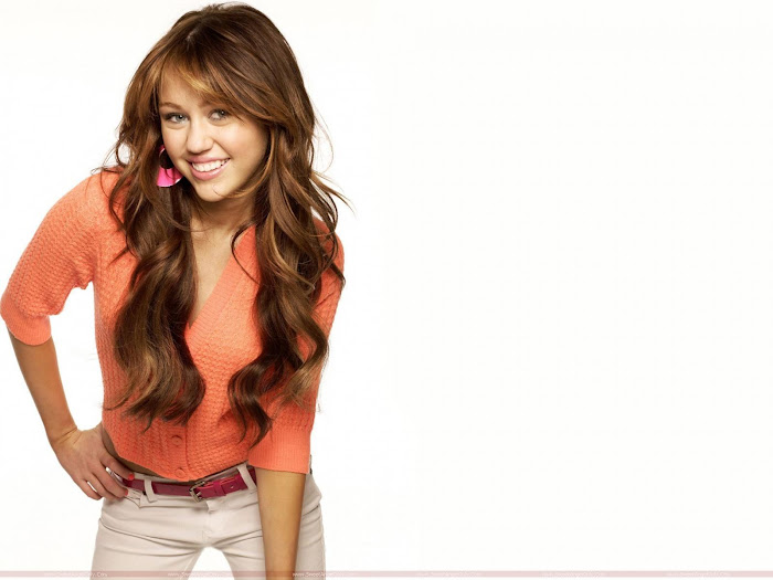 Miley Cyrus HD Desktop Wallpaper -07