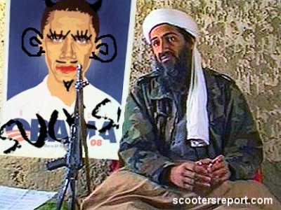 Osama humilha Obama