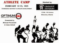 CrossFit Armoury             Athlete Camp - Feb. 21-22