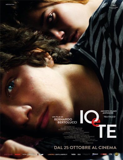 Me and You (Io e te) – DVDRIP SUBTITULADO