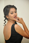Monika singh sizzling photos in black-thumbnail-5