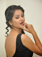 Monika Singh photo shoot in black-cover-photo