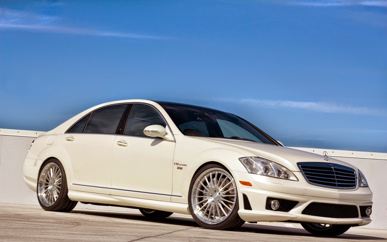 mercedes benz w221 s65 amg by renntech benztuning. Black Bedroom Furniture Sets. Home Design Ideas