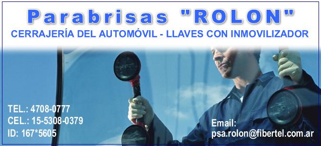 Parabrisas Rolón - Cerrajería del Automóvil, Parabrisas en San Isidro, Zona Norte,