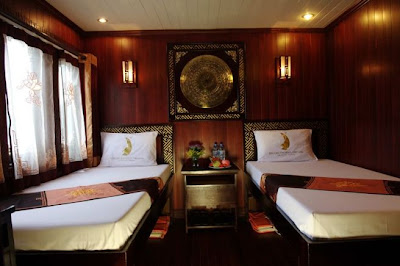 Twin Deluxe Cabin - Phoenix Cruise