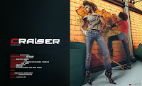impulsiva metal collection - publication, fashion ad