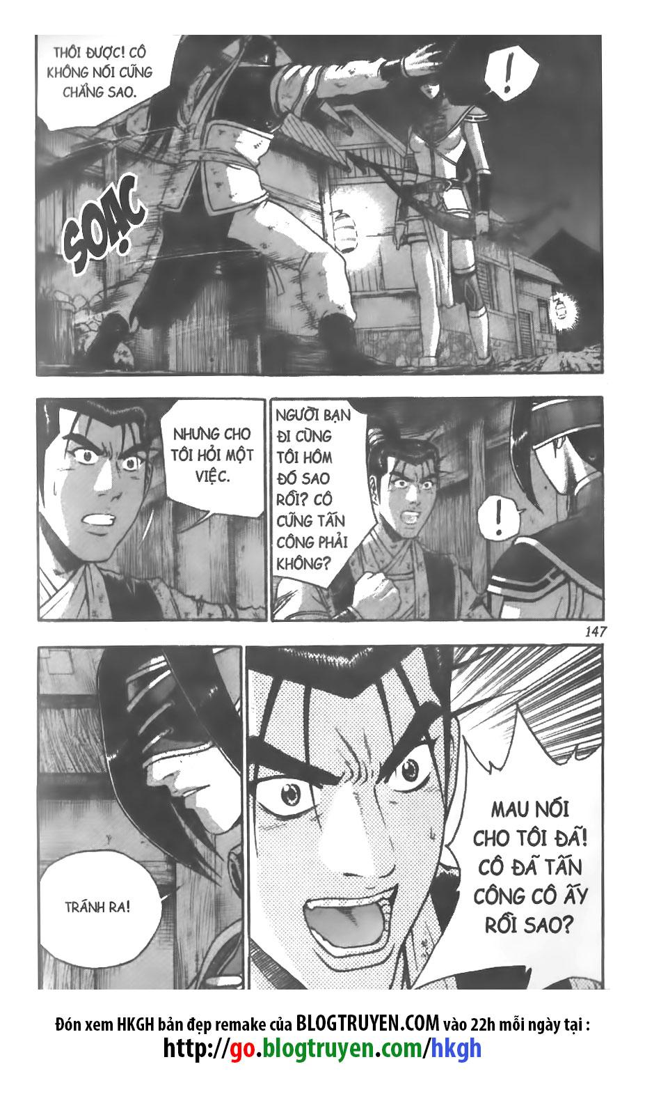 Hiệp Khách Giang Hồ chap 277 Trang 8 - Mangak.info