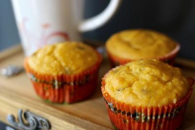 gluten-free dairy-free pumpkin spice muffins
