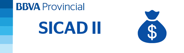 SICAD II, sicad 2, BBVA Provincial, Provinet, Cuenta en dolares
