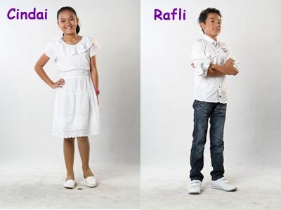 Cindai & Rafli