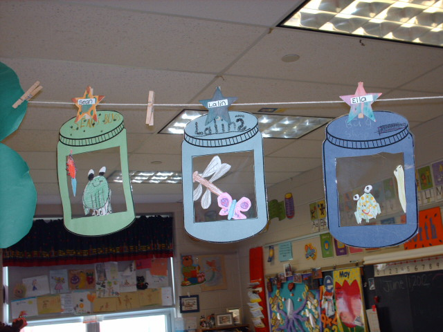 Classroom Decoration Ideas Forjaar ~ Monkey fun in first grade the great out doors and surf city