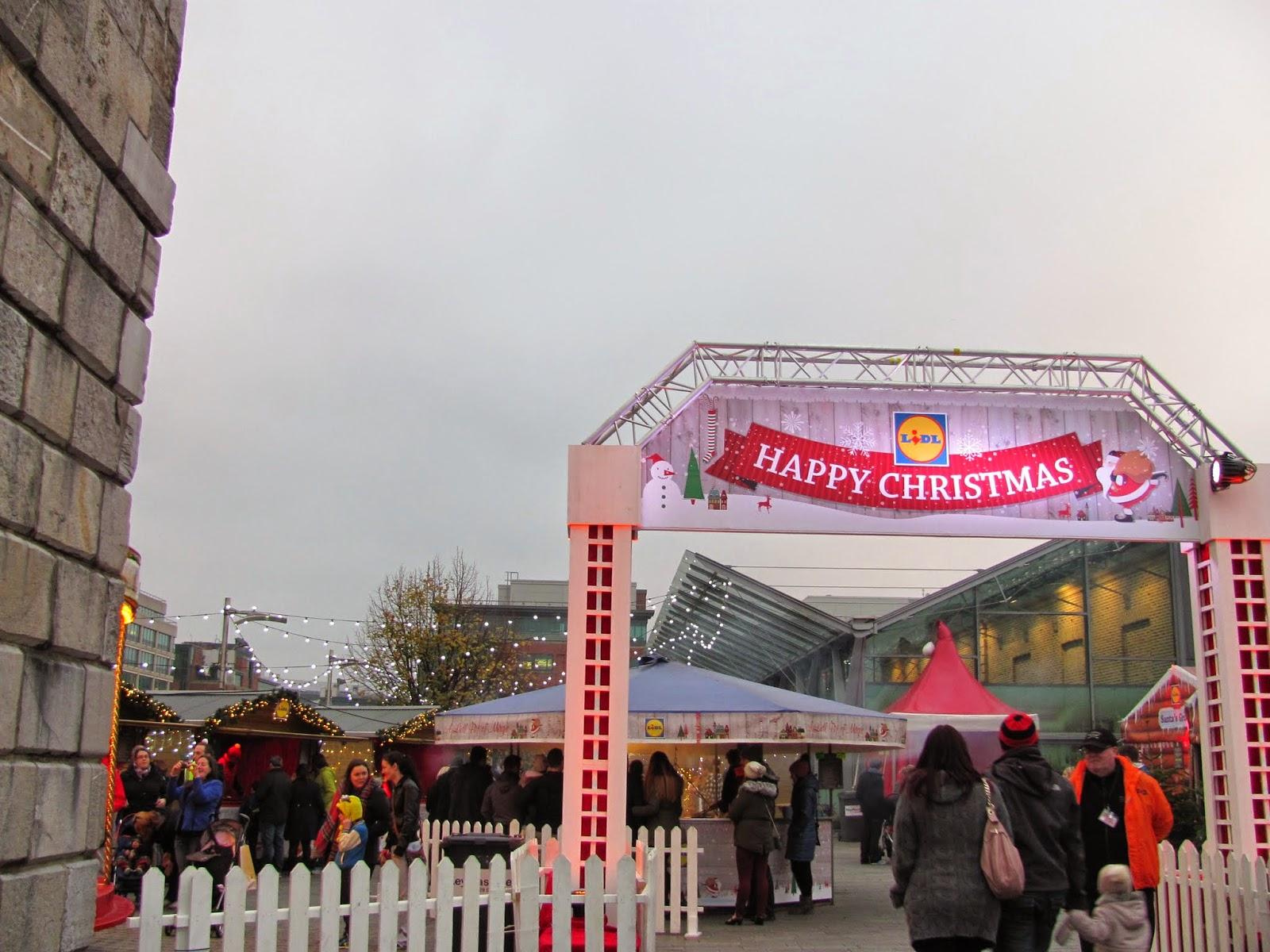Lidl Christmas Market 2014