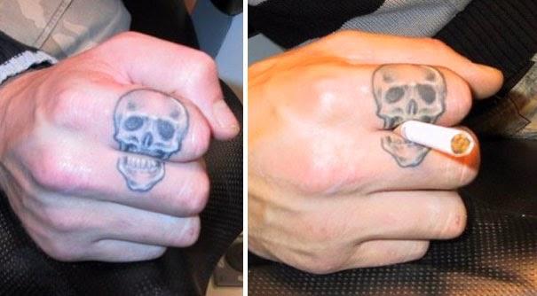 creative tattoos art