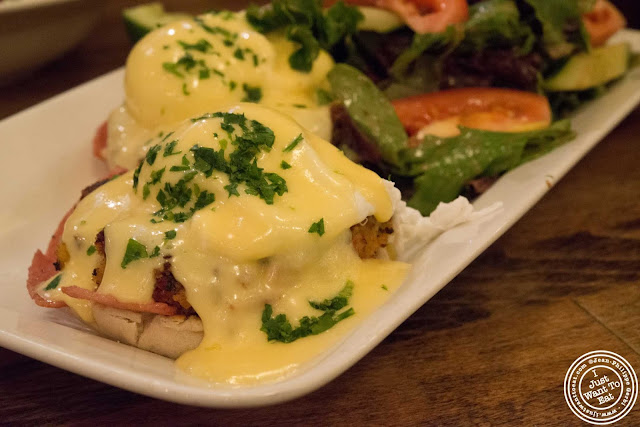 image of crab benny at Little Town NJ in Hoboken, NJ