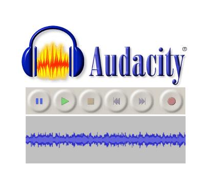 jak nagrac mix, miksy w audacity,