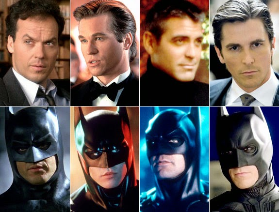 You, Me and Movies: Who Played It Best? Batman