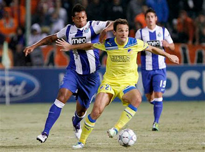 APOEL Nicosia 2 - 1 FC Porto (3)