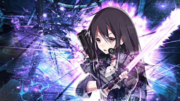 Kirito Gun Gale Online 7w
