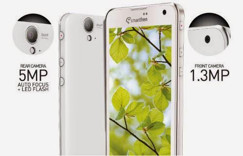 Spesifikasi Smartfren Andromax i3