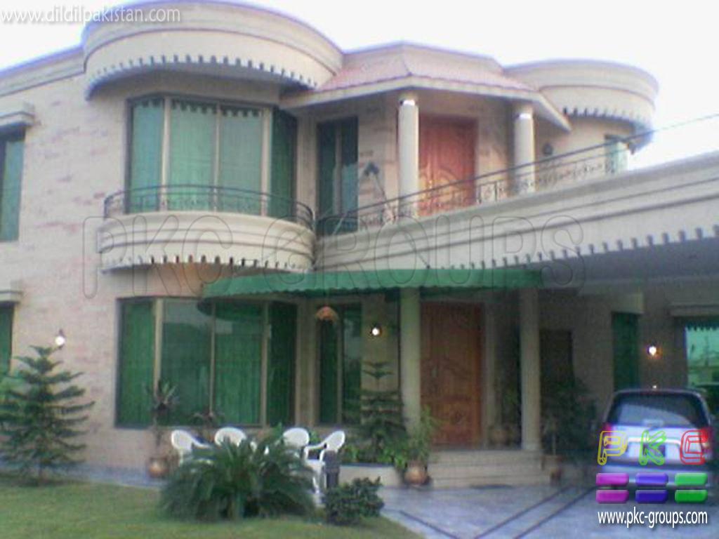 Dil dil pakistan palaces in pakistan houses villas Beautiful homes in pakistan