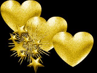 i love you heart glitter - photo #43