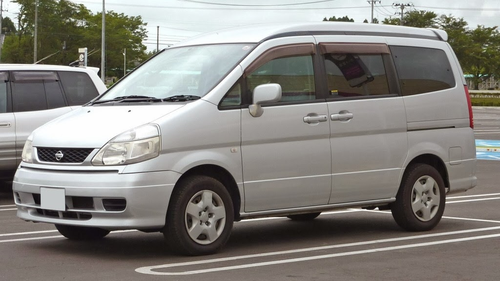 We are presenting the best Van body type Nissan Serena Mini Van Car ...