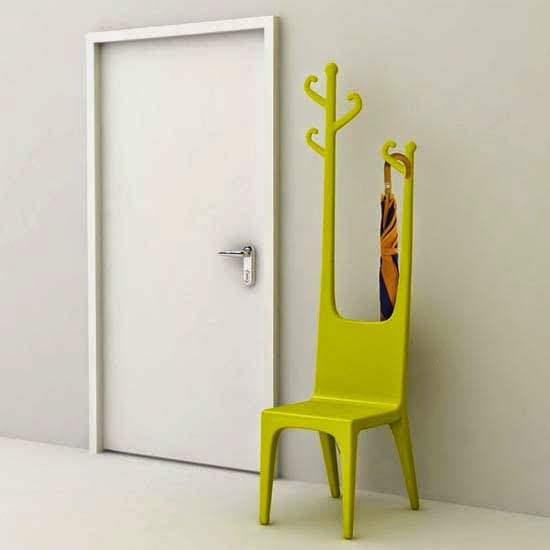 hanger unique chair for hall
