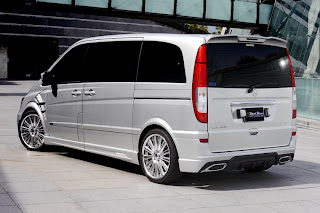 Mercedes Viano by Wald International
