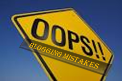 Blogging, Mistakes, 7 Mistakes In Blogging