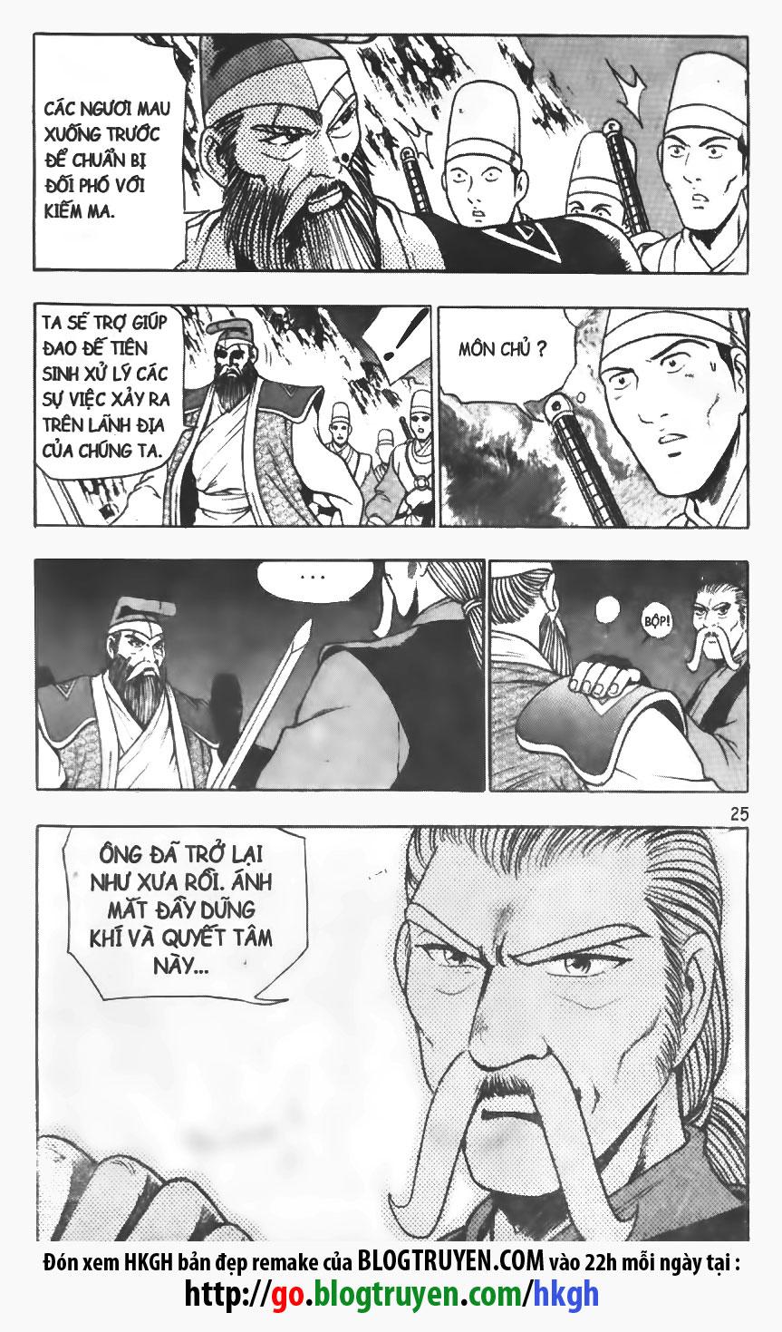 Hiệp Khách Giang Hồ chap 103 page 24 - IZTruyenTranh.com