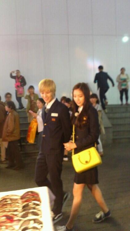 taemin and naeun secretly dating