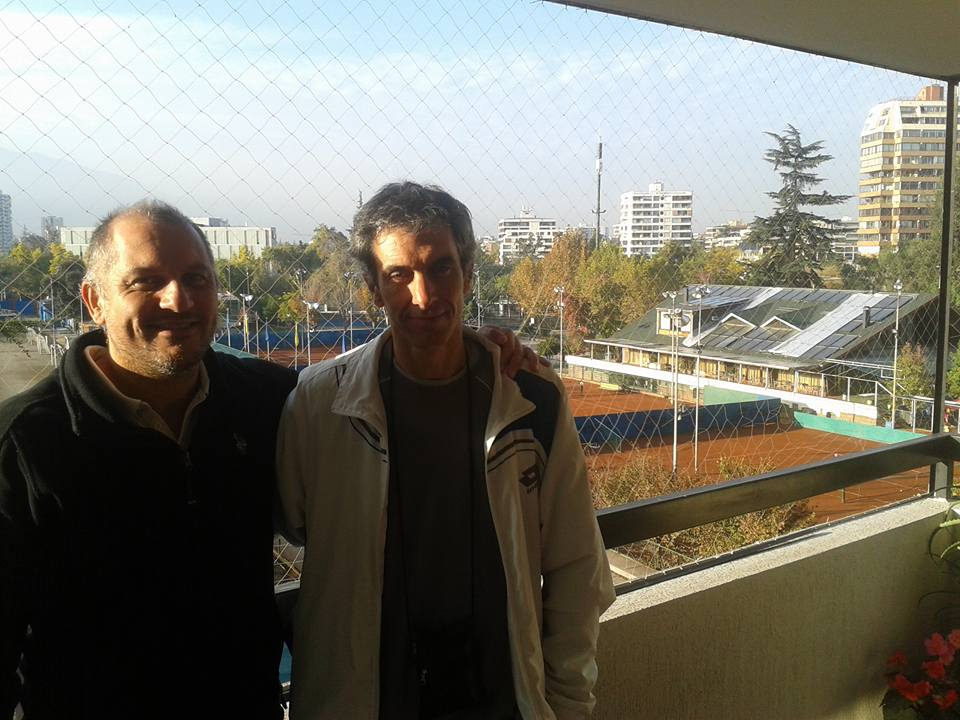 ITF SENIORS G2 OMAR PABST CHILE - SE DEFINE