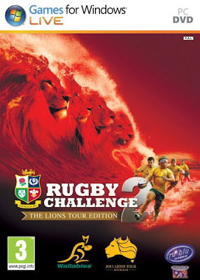 PC Game Rugby Challenge 2-The Lions Edition