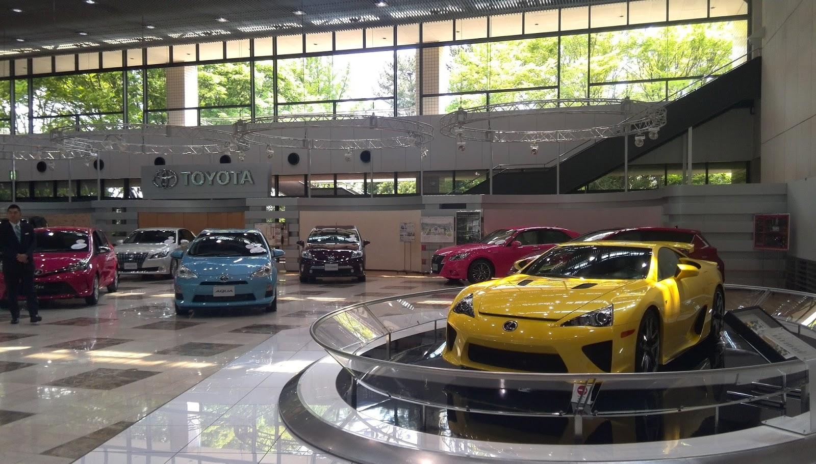 Toyota Plant Tour Upcomingcarshq Com