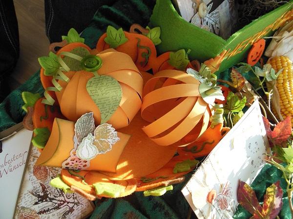 Petra s bastelideen herbst in meinem laden - Herbst bastelideen ...
