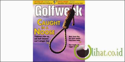 Golfweek (Januari, 2008)