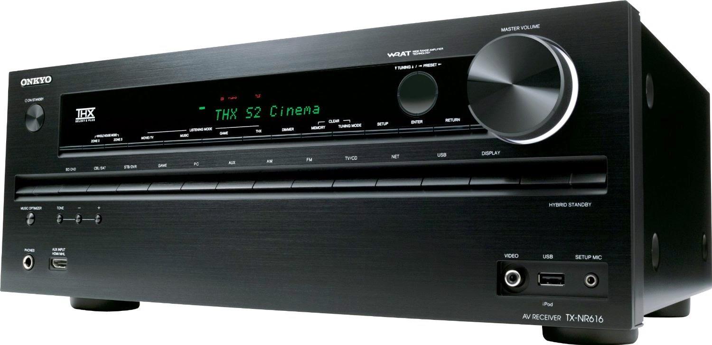 Onkyo TX-NR616 - AV Receiver | AudioBaza